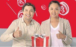 Простой кредит наличными без справок и поручителей в банке Хоум Кредит